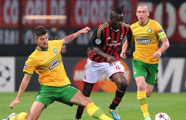 Milan 2-0 Celtic : Milan réalise l'essentiel